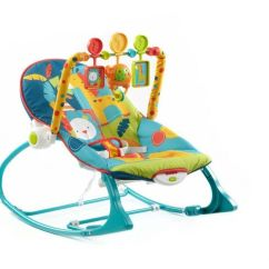 Infant Bouncy Chair Super Bungee To Toddler Rocker Fisher Price Baby Swing Vibrating