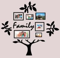 Family Tree Vinyl Wall Sticker Decal (B) - Decals ...