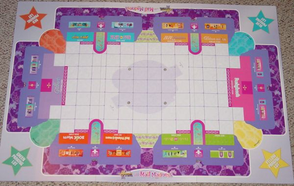 Mall Madness Hannah Montana Board Game Talking Electronic