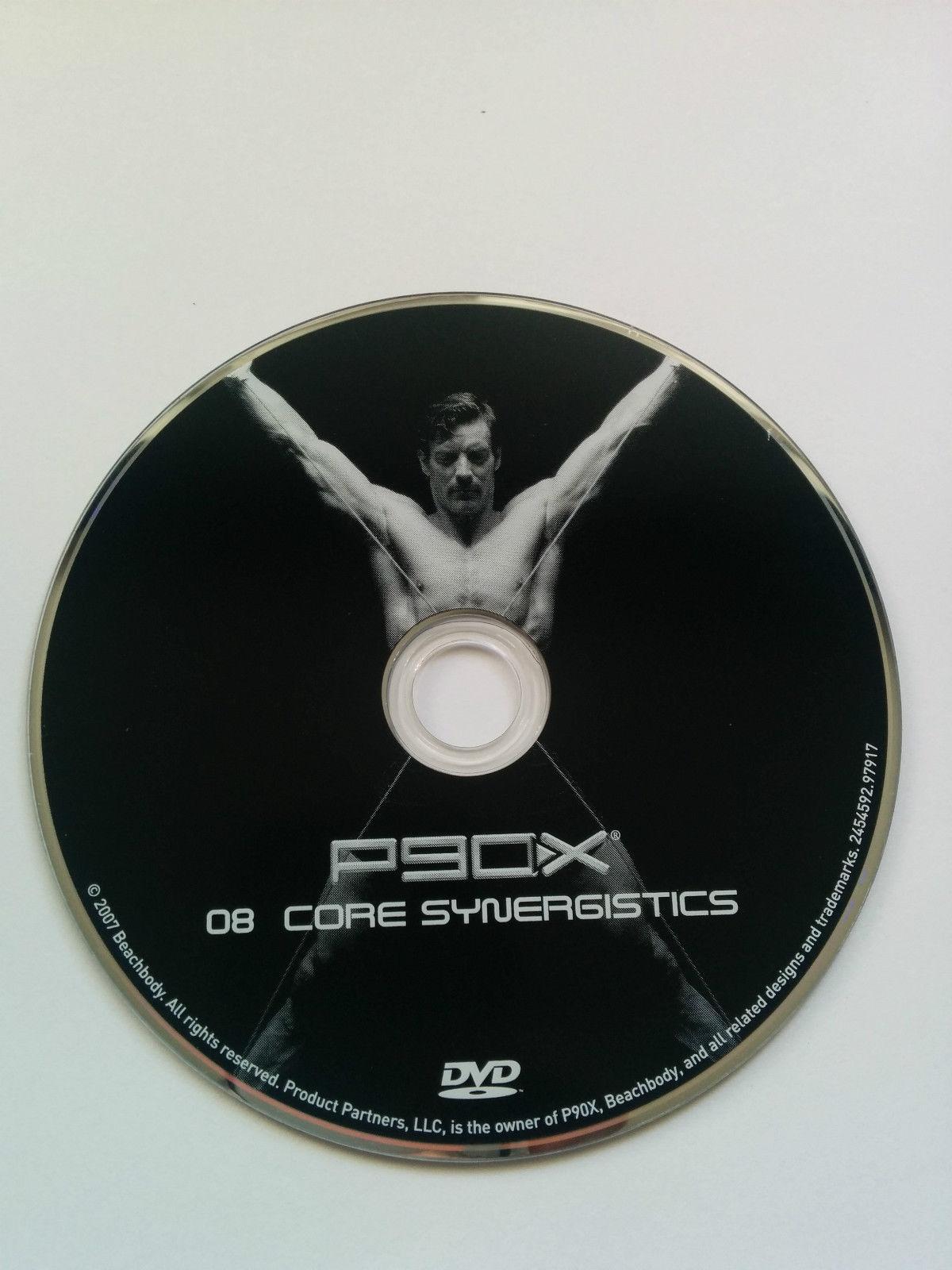 P90x The Workouts Core Synergistics Disc 08 Beachbody