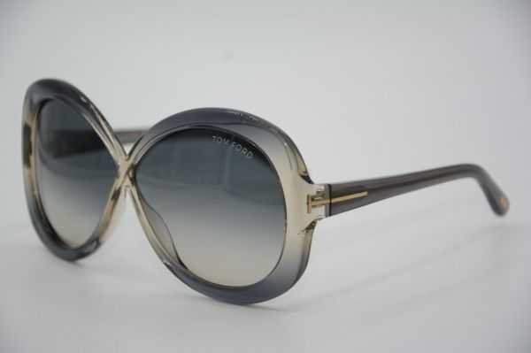 Tom Ford Tf 226 20b Margot Grey Sunglasses And Similar Items