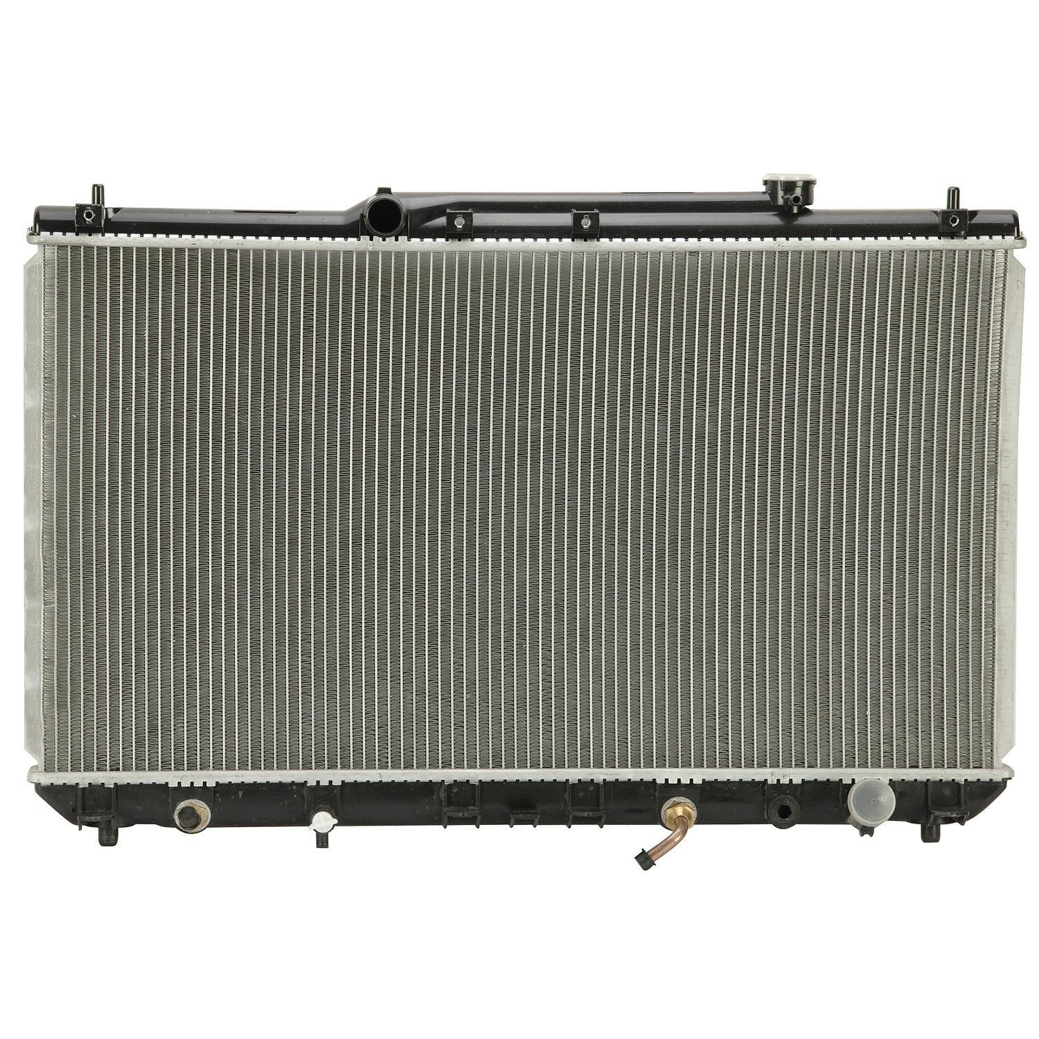 hight resolution of spectra premium cu1909 complete radiator for toyota camry 79 16 advanced search for toyota center cap