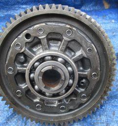 90 91 honda civic crx d16 si l3 manual transmission differential diff oem 140750 [ 1600 x 1200 Pixel ]