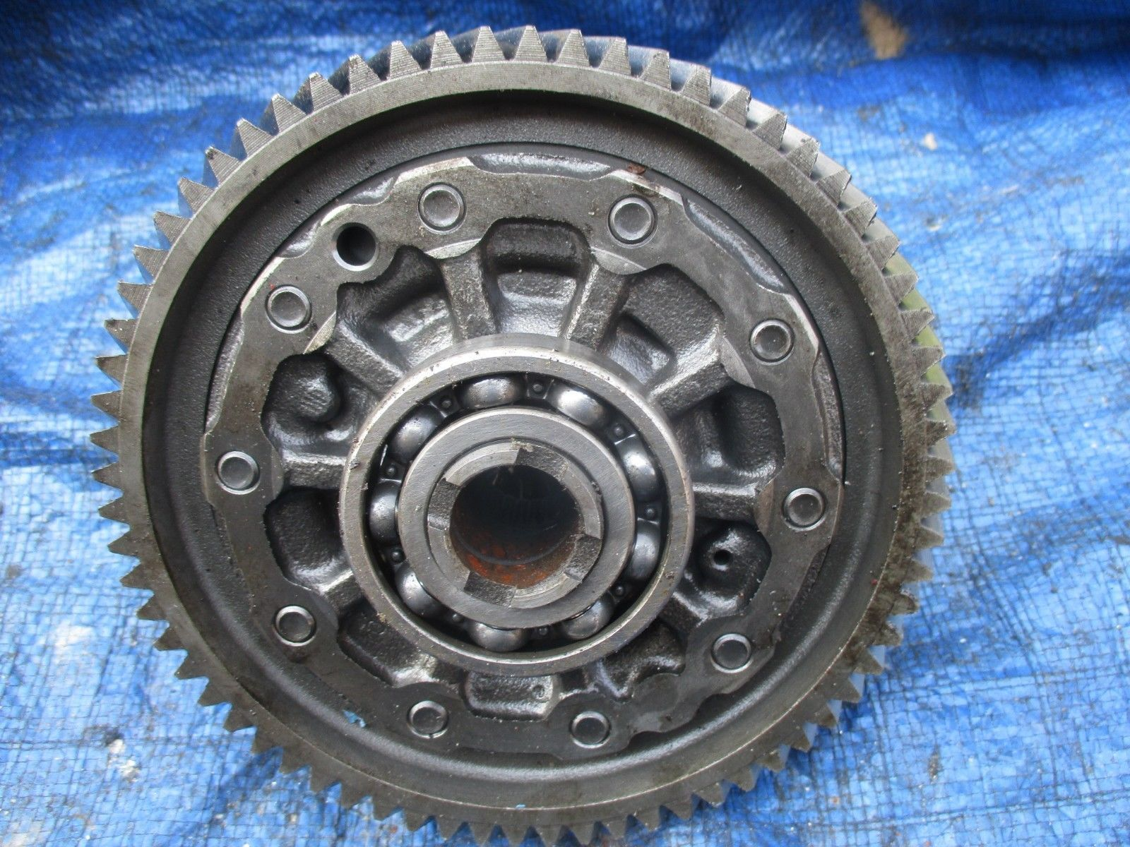 hight resolution of 90 91 honda civic crx d16 si l3 manual transmission differential diff oem 140750
