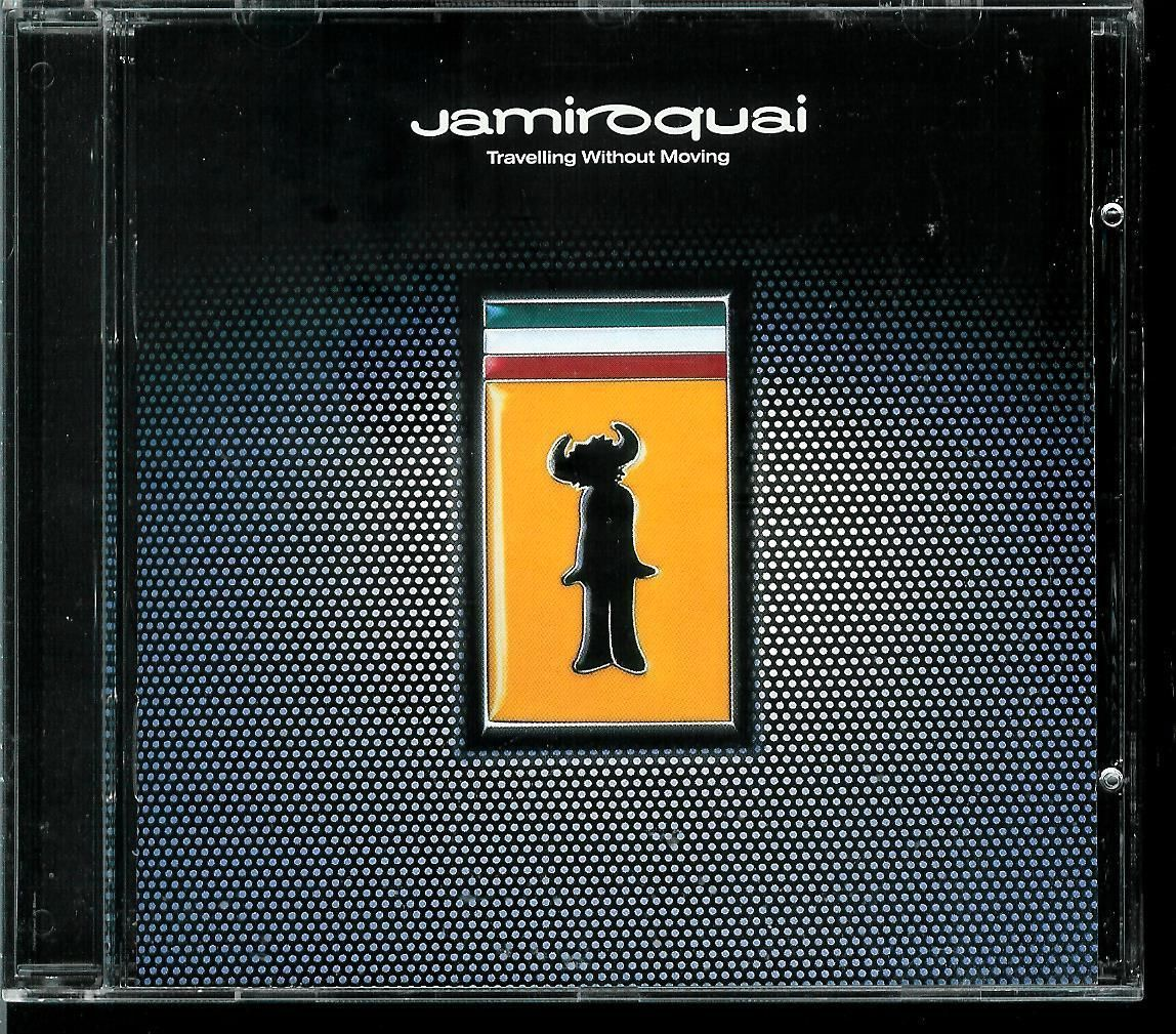 Jamiroquai * Travelling Without Moving * C D  Cds