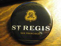 Saint St. Regis Hotel San Francisco Ca Usa Advertisement