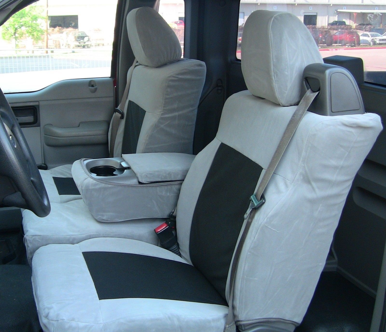 20042008 Ford F150 Xlt Front And Back Custom Fit Seat