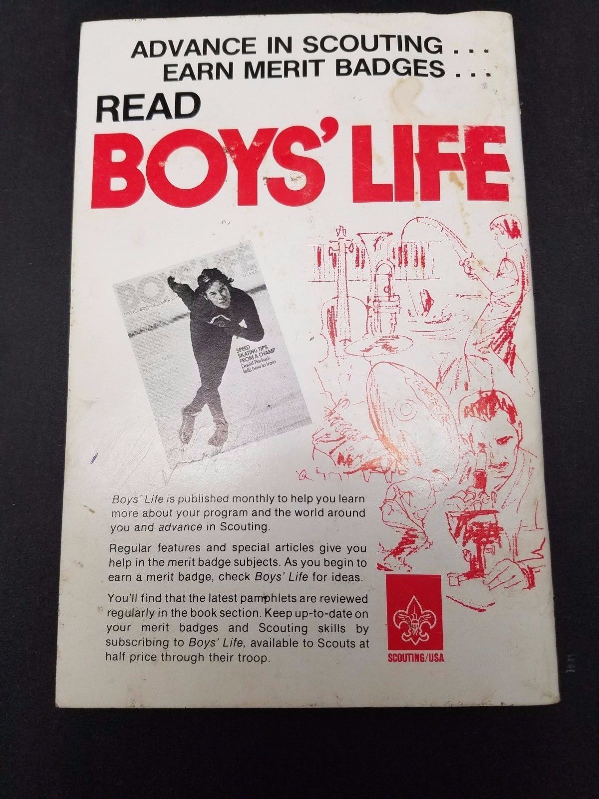 Boy Scouts Of America Merit Badge Series First Aid Booklet
