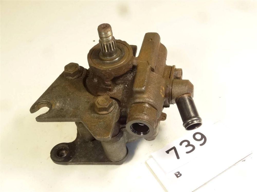 medium resolution of 1997 1999 toyota camry power steering pump and 11 similar items 57