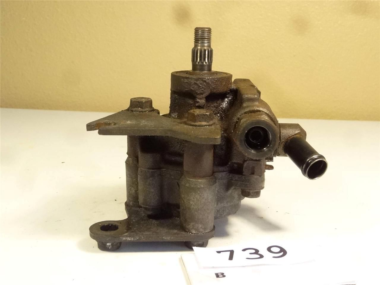 hight resolution of 1997 1999 toyota camry power steering pump oem b739