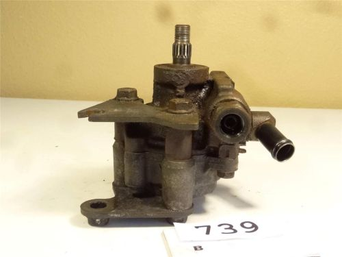 small resolution of 1997 1999 toyota camry power steering pump oem b739