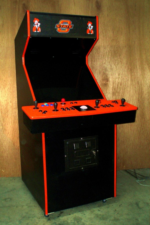 Four Player 2500-in-1 Arcade Video Classics Multi Game
