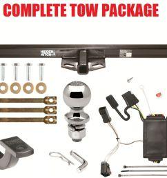 2011 2014 chrysler 300 300c trailer hitch quick connect wiring ball bar 212 36 [ 1500 x 1067 Pixel ]