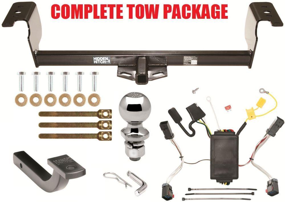 medium resolution of 2011 2014 chrysler 300 300c trailer hitch quick connect wiring ball bar 212 36