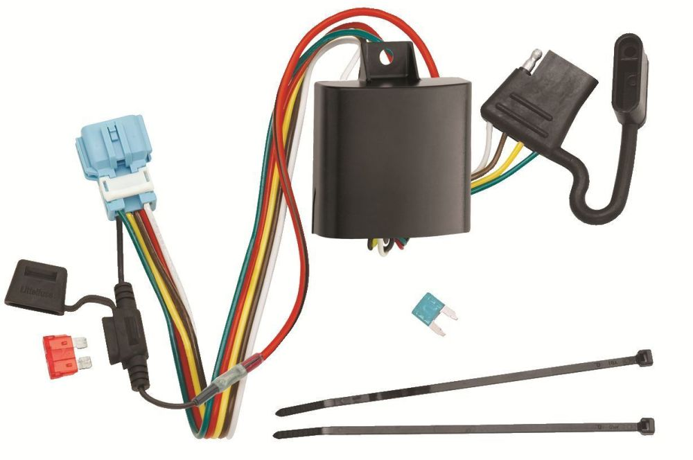medium resolution of 2007 2012 acura rdx trailer hitch wiring kit and similar items 57
