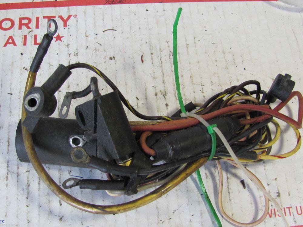 medium resolution of 1985 mercury 90 hp engine harness 8 pin and 50 similar items 57