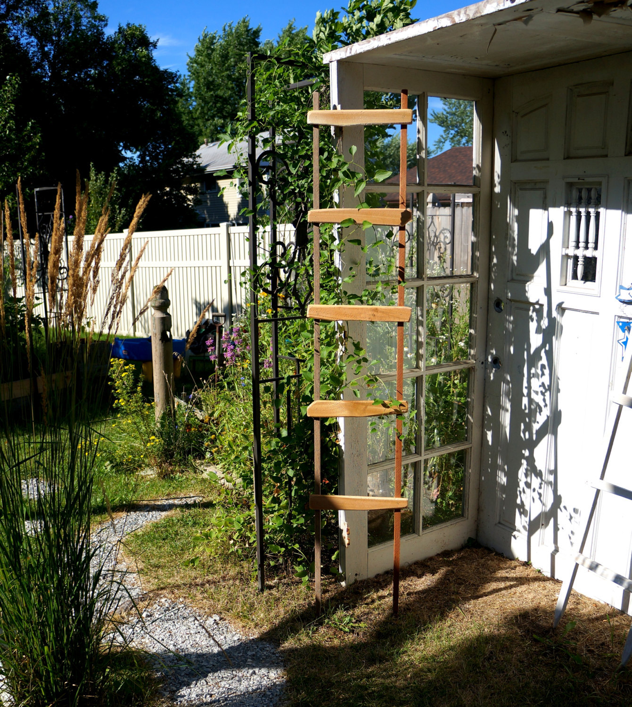 Tall Planters Trellis