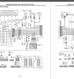 1992 1997 subaru svx factory repair service and 50 similar items subaru svx factory wiring diagram and troubleshooting manual subaru [ 1600 x 860 Pixel ]