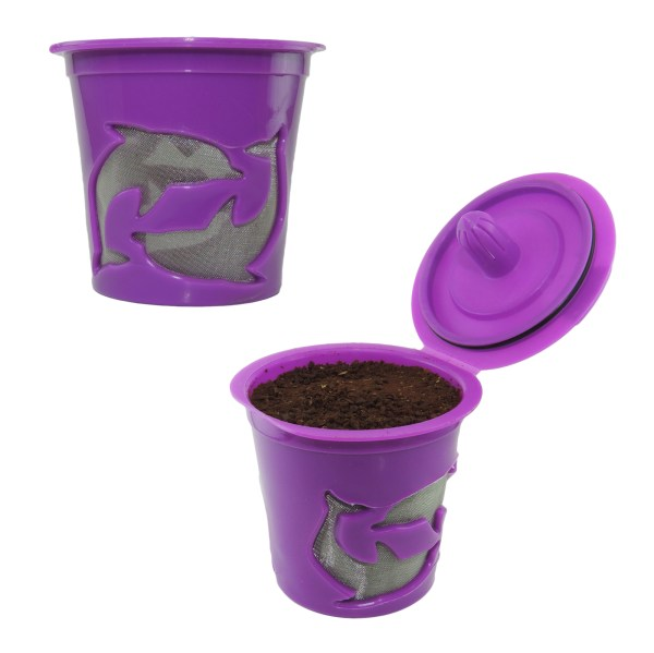 Keurig -cups 2.0 Reusable -cup Filter & 1.0 2-pack - Coffee Pods