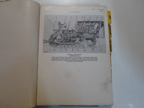 small resolution of caterpillar d8 tractor service manual damaged caterpillar used oem d8 cat deal