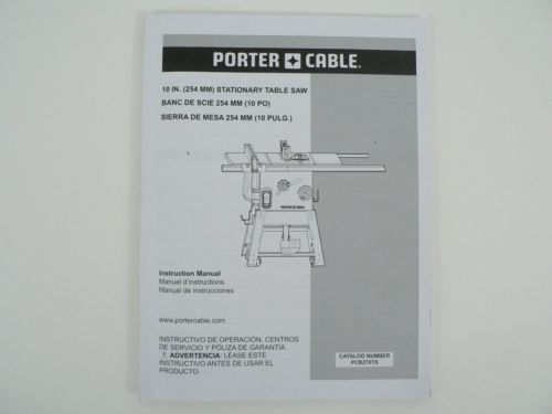 Porter Cable Pcb330bs Blade