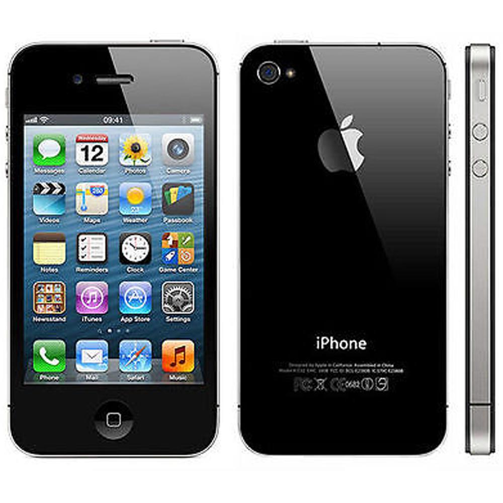 Mint Factory Unlocked Apple Iphone 4 8gb Gsm Smartphone