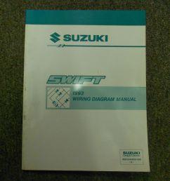 1993 suzuki swift electrical wiring diagram and 50 similar items s l1600 [ 1600 x 1200 Pixel ]