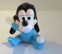 Vintage Walt Disney Productions Japan Baby Goofy Porcelain