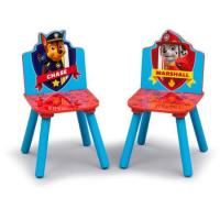 Paw Patrol Kids Storage Table and Chairs Set - Play Tables ...