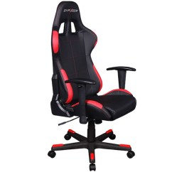 Dxracer Gaming Chairs Low Back Lawn Chair Target Oh Fd99 Nr High Ergonomic Computer Desk