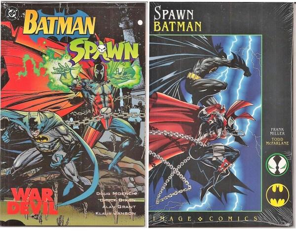 Batman Spawn War Devil