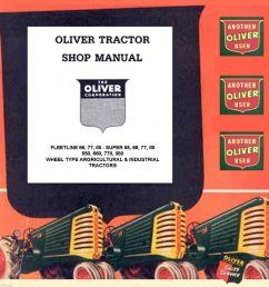 oliver super 55 wiring diagram [ 1600 x 1559 Pixel ]