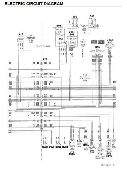 04 mitsubishi fuso wiring diagram