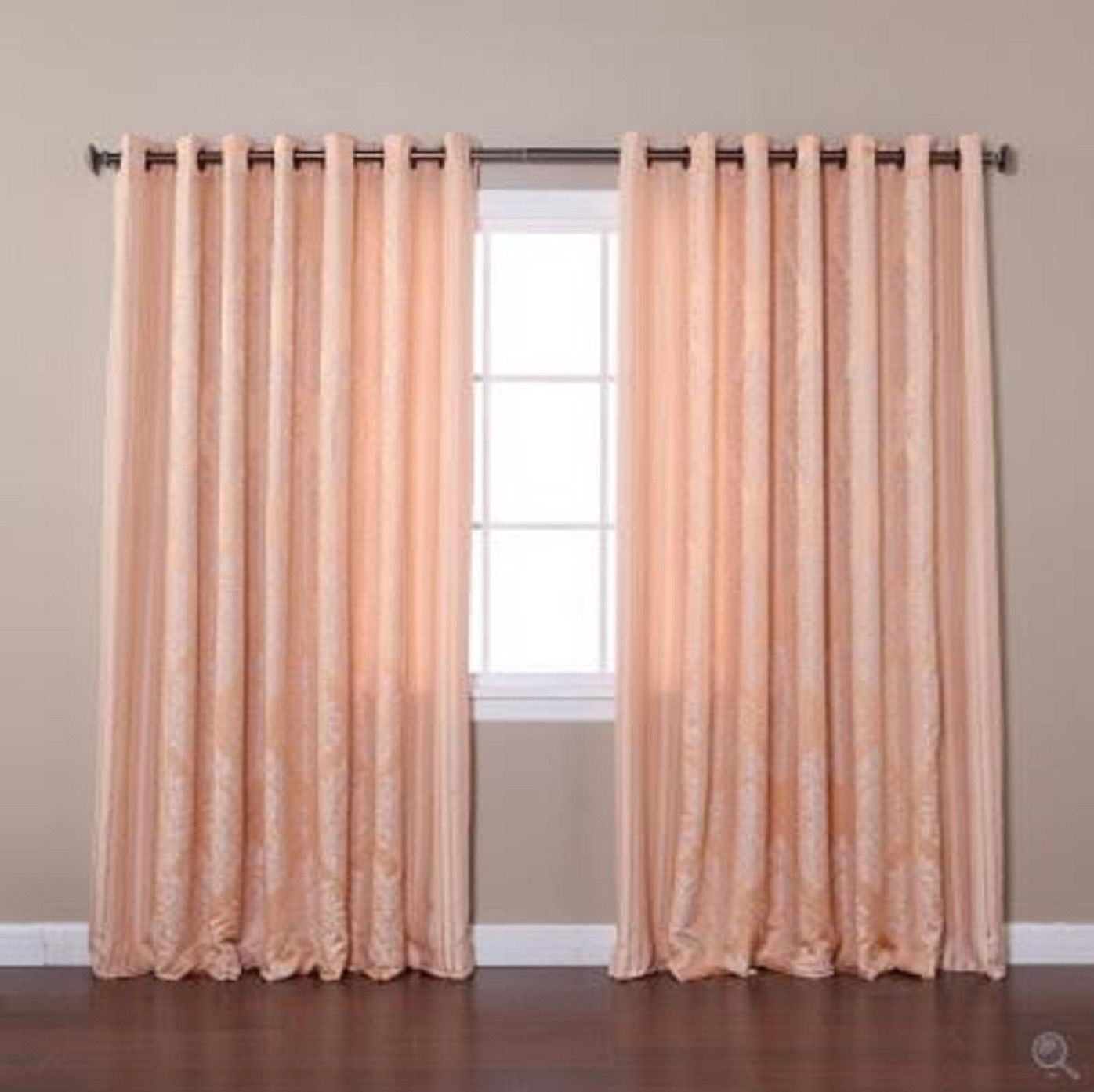 New Wide Width Windows Curtains Treatment Patio Door Grommet Drapes Home Decor  Curtains