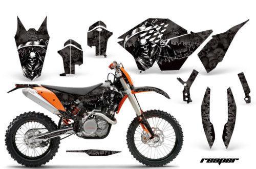Dirt Bike Graphic Kit For KTM 450XC SX 525/450/250/530 EXC