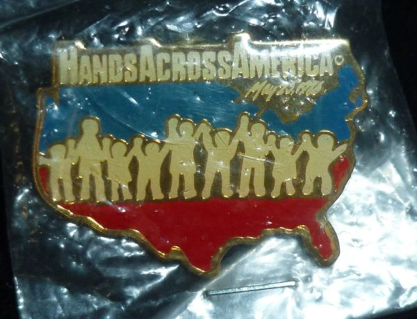 20+ Hands Across America Map Pictures and Ideas on Meta Networks