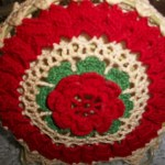 Vintage Crochet Napkin Holder And 50 Similar Items
