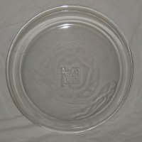 Vintage 9 inch Pyrex #209 Clear Glass Pie Plate - Pyrex