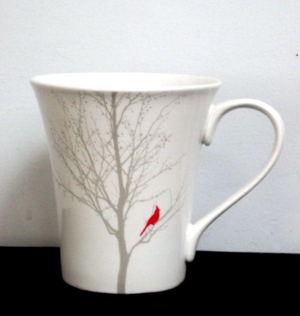 Winter Cardinal Coffee Mug And 23 Similar Items
