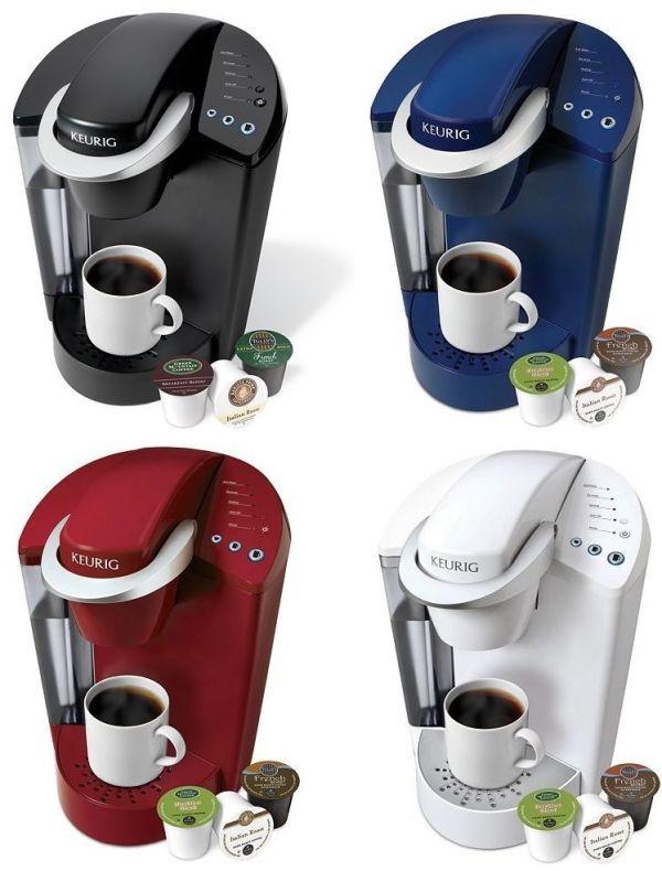 Keurig Elite K40 Single Serve Coffeemaker Brewing System