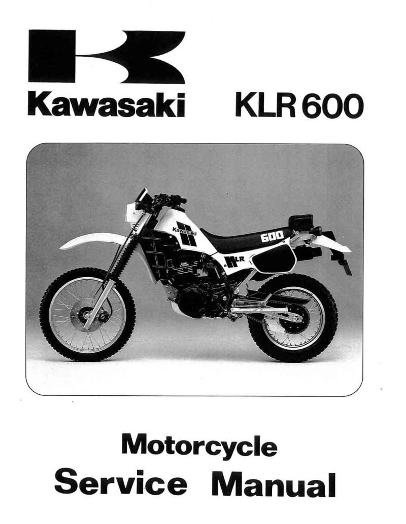 2002 2003 2004 Kawasaki Klr650 Klr 650 And 44 Similar Items
