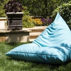 Jaxx Bean Bag Chair Grey Office Chairs Twist Outdoor Lounge Lounges
