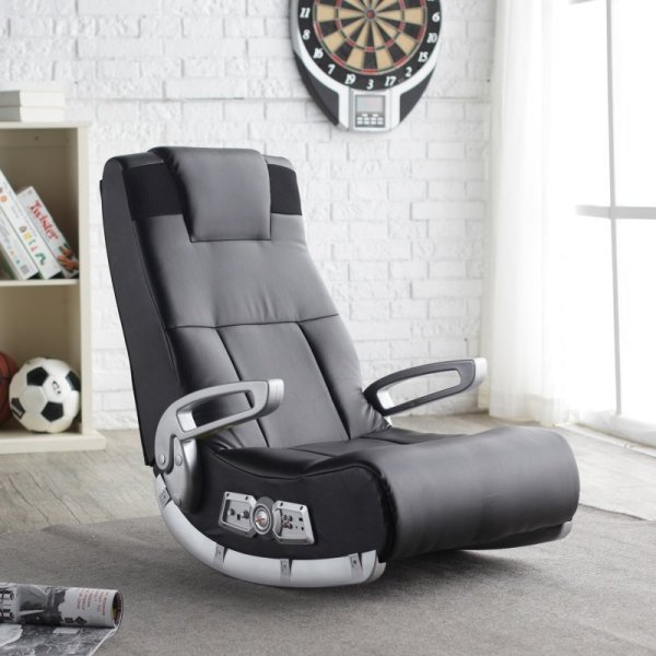 X Video Rocker II Game Chair Wireless