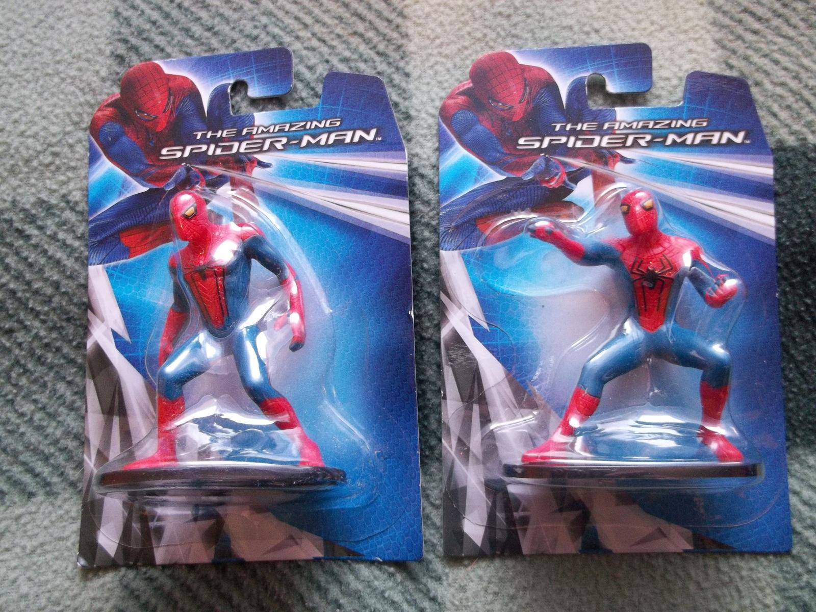 Marvel The Amazing Spider Man Mini Figurine And 50 Similar Items