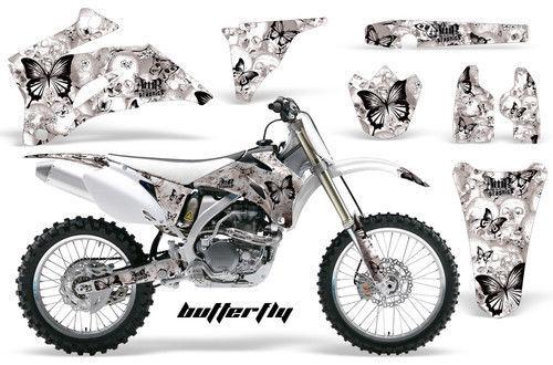 MX Graphics Kit Decal Sticker Wrap For Yamaha YZ250 YZ450