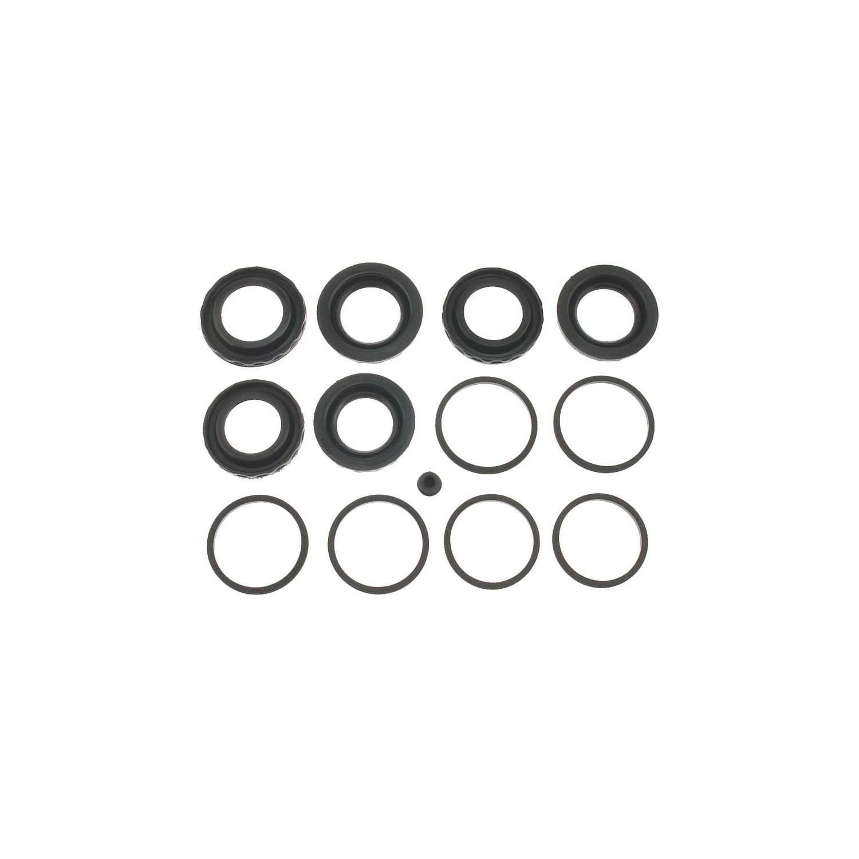 Disc Brake Caliper Repair Kit Front Carlson Fits 10 17