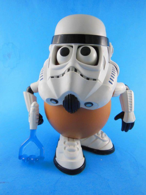 Star Wars Spud Trooper Potato Head Darth Tater Vader