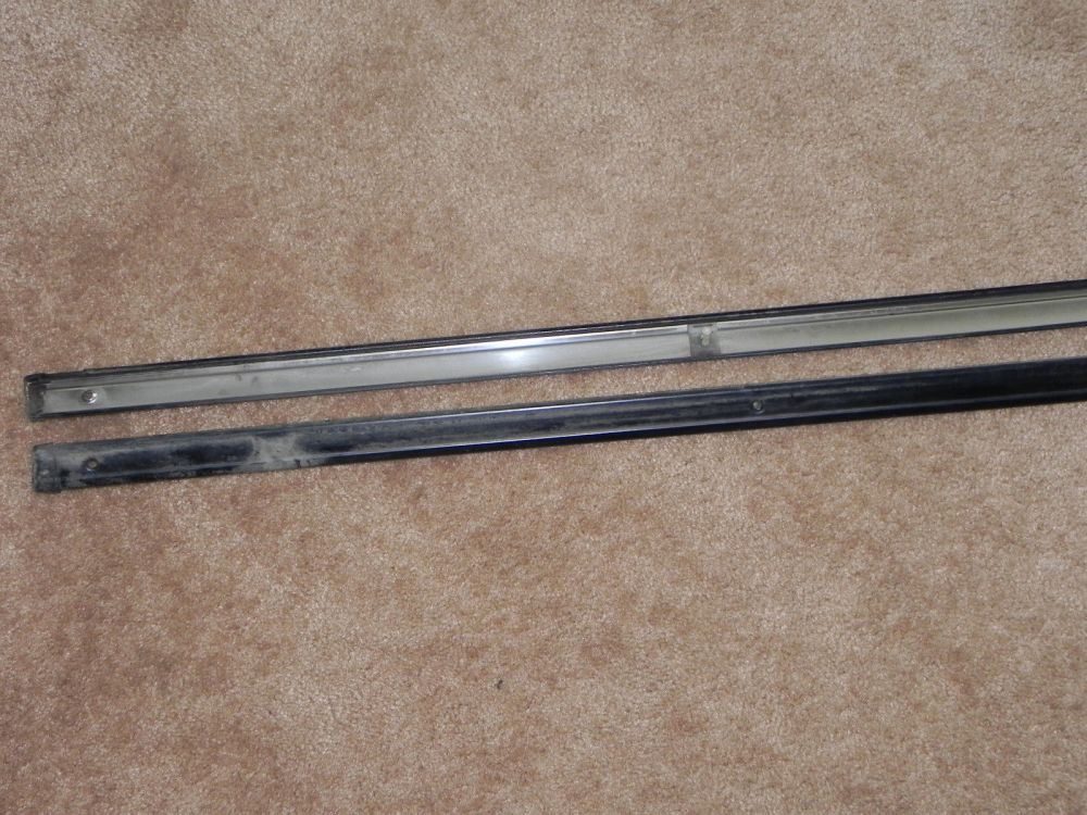 medium resolution of 92 96 lexus es300 rocker panel molding under door lower sill trim left and right