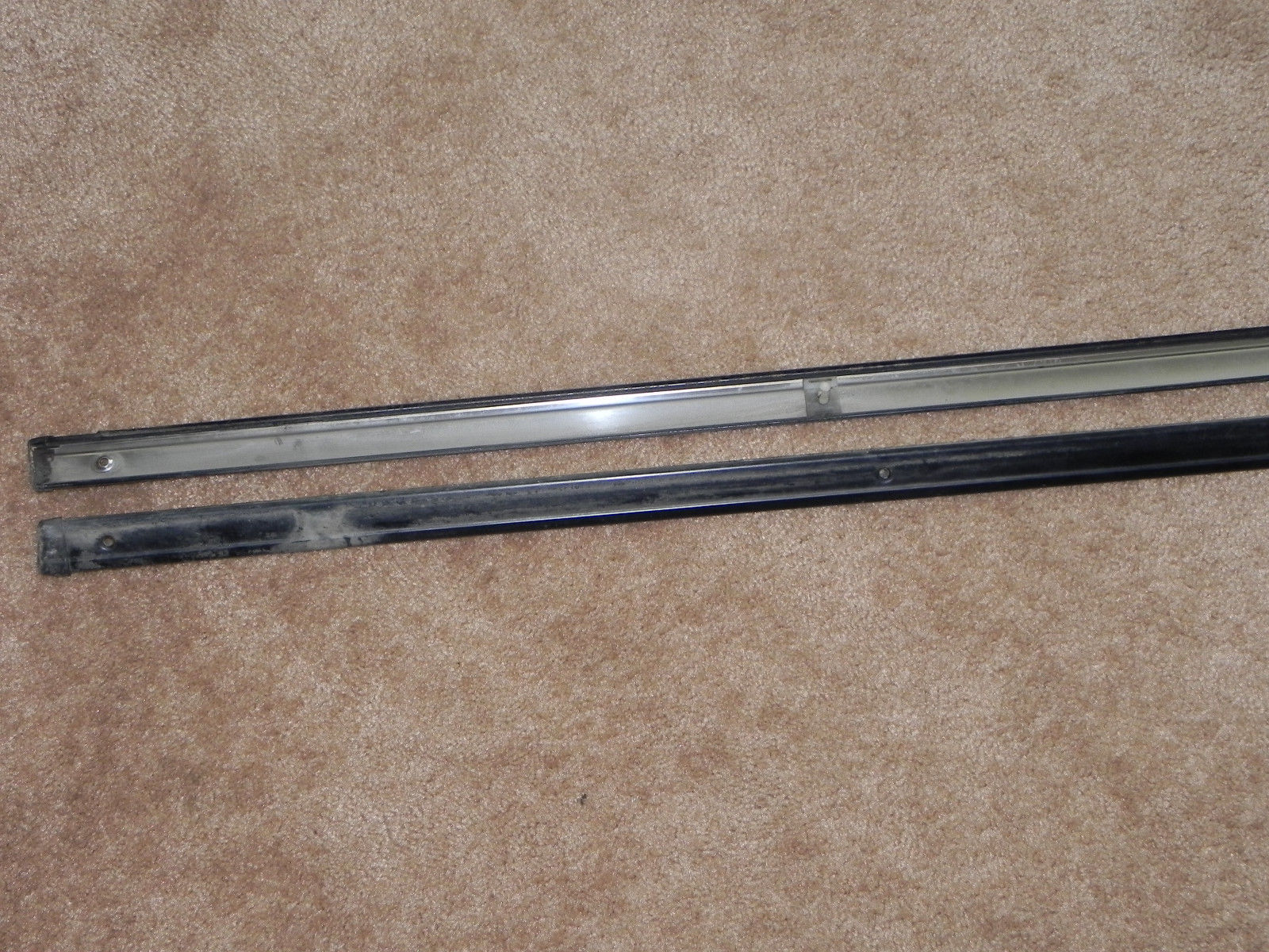 hight resolution of 92 96 lexus es300 rocker panel molding under door lower sill trim left and right