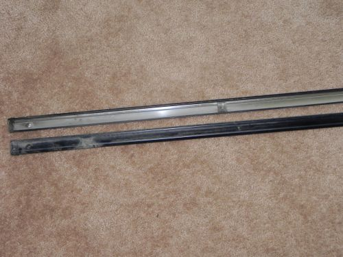 small resolution of 92 96 lexus es300 rocker panel molding under door lower sill trim left and right